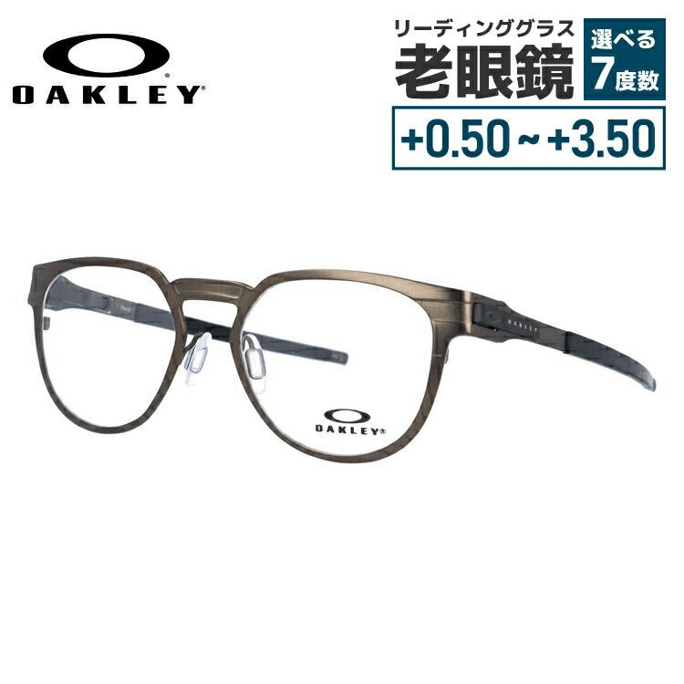【選べる無料レンズ → PCレンズ・伊達レンズ・老眼鏡レンズ・カラーレンズ】 オークリー ダイカッター RX メガネフレーム OAKLEY DIECUTTER RX OX3229-0250 50サイズ 国内正規品 ボストン ユニセックス メンズ レディース