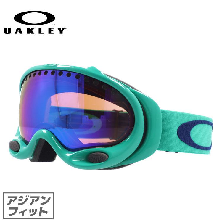 【最新入荷】 オークリー UVカット ゴーグル GOGGLE 反射レンズ スノーゴーグル OAKLEY A FRAME エーフレーム 59-188J 59-188J Mint Leaf/Blue Iridium アジアンフィット (ジャパンフィット) スキー スノーボード ミラーレンズ 反射レンズ オークレー UVカット, 津久井町:cce31157 --- canoncity.azurewebsites.net