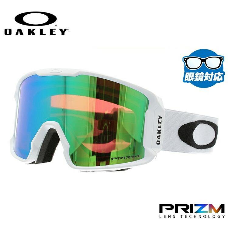 オークリー ゴーグル 2019-2020新作 ラインマイナー XM プリズム ミラー レギュラーフィット OAKLEY LINE MINER XM OO7093-08 ユニセックス メンズ レディース スキーゴーグル スノーボードゴーグル スノボ