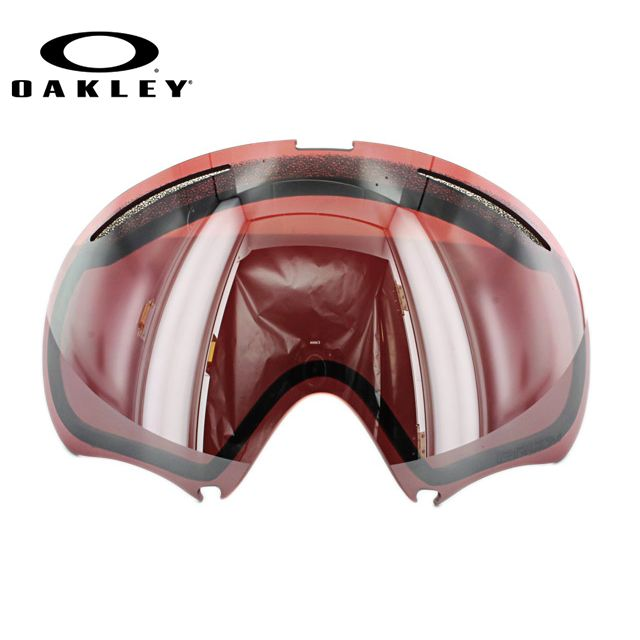 【訳あり】オークリー スノーゴーグルレンズ エーフレーム A Frame 2.0 59-761 Prizm Black Iridium Replacement Lens OAKLEY GoggleLens リプレイスメント prizmlens プリズムレンズ 交換用レンズ 替えレンズ スペアレンズ ミラーレンズ 反射レンズ スキー スノーボード