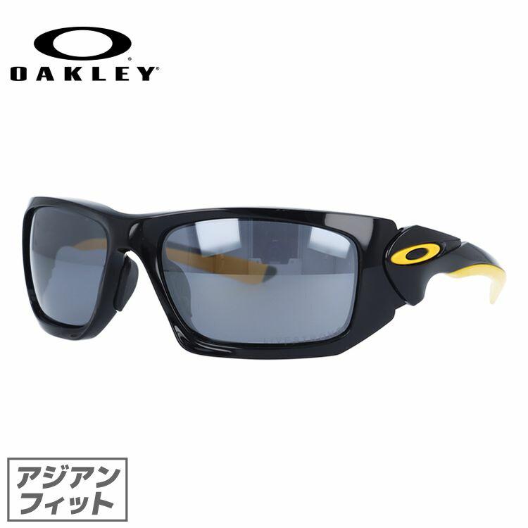 Oakley Sunglasses OAKLEY SCALPEL scalpel OO9134-09 Polished Black / Black Iridium [LIVE STRONG, long lives to Asian fit running