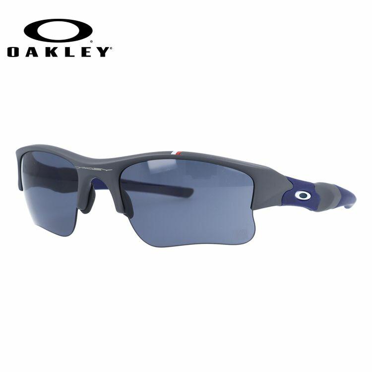 dcf6d69c44 Oakley Sunglasses OAKLEY FLAK JACKET XLJ flak jacket XLJ 24-299 Dark  Grey/Grey