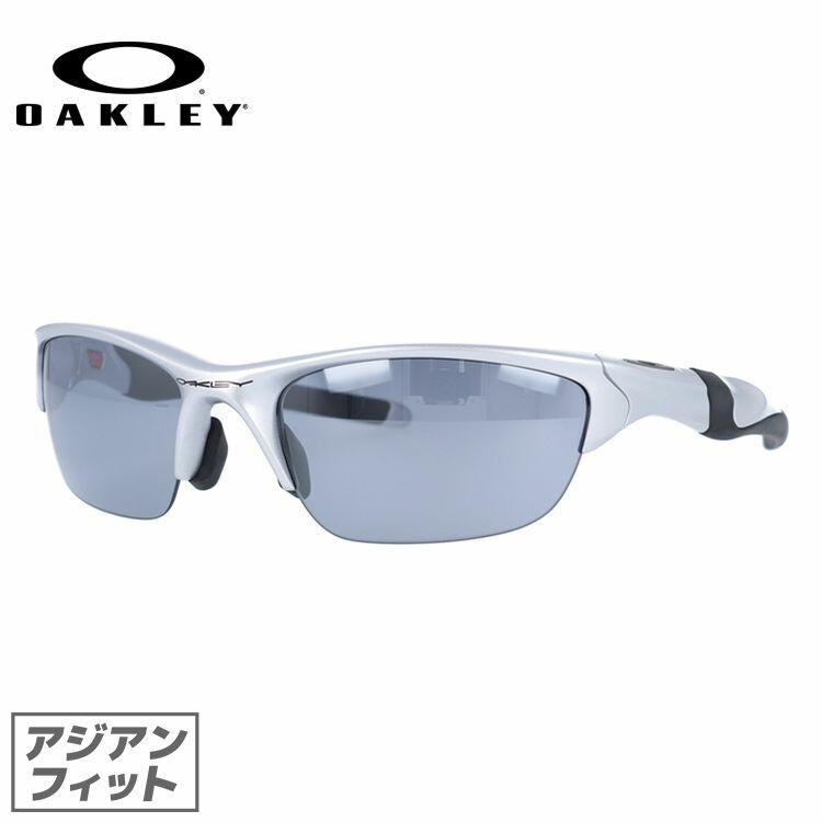 オークリー サングラス OAKLEY ハーフジャケット2.0 HALF JACKET 2.0 oo9153-02 Silver/Slate Iridium アジアンフィット メンズ レディース スポーツ オークレー UVカット ミラーレンズ