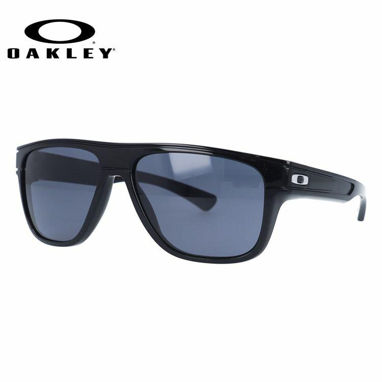 オークリー サングラス OAKLEY ブレードボックス BREADBOX OO9199-01 Polished Black/Grey メンズ レディース スポーツ オークレー UVカット レギュラーフィット
