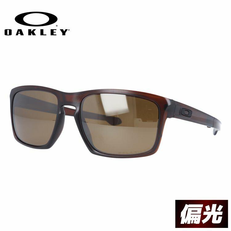 oakley sliver f polarized lenses