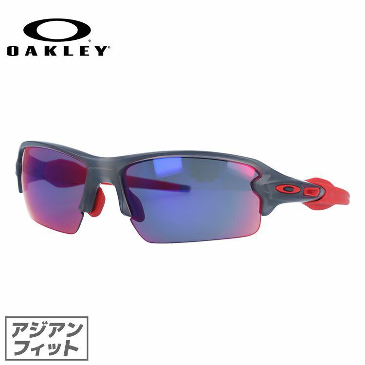 オークリー サングラス OAKLEY フラック2.0 FLAK2.0 OO9271-03 61 マットグレースモーク アジアンフィット メンズ レディース スポーツ オークレー UVカット