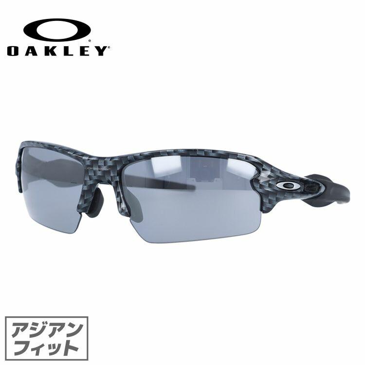 オークリー サングラス OAKLEY フラック2.0 FLAK2.0 OO9271-06 61 カーボンファイバー アジアンフィット メンズ レディース スポーツ オークレー UVカット