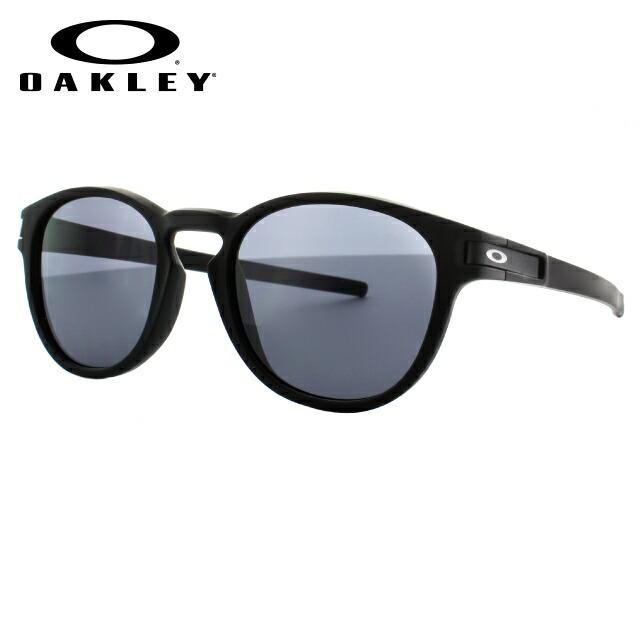 オークリー OAKLEY サングラス ラッチ OO9349-01 53 マットブラック アジアンフィット LATCH メンズ レディース スポーツ アイウェア