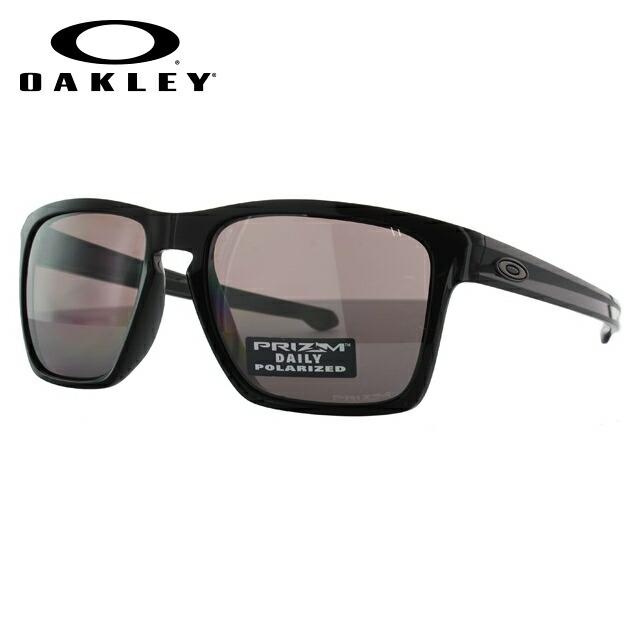 オークリー OAKLEY サングラス スリバー XL OO9346-05 57 ポリッシュドブラック アジアンフィット SLIVER XL プリズムレンズ 偏光レンズ メンズ レディース スポーツ ミラーレンズ
