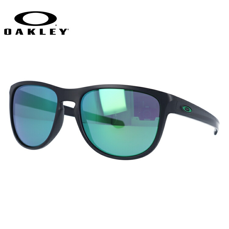オークリー OAKLEY サングラス スリバー R OO9342-05 57 マットブラック レギュラーフィット SLIVER R ミラーレンズ メンズ レディース スポーツ アイウェア