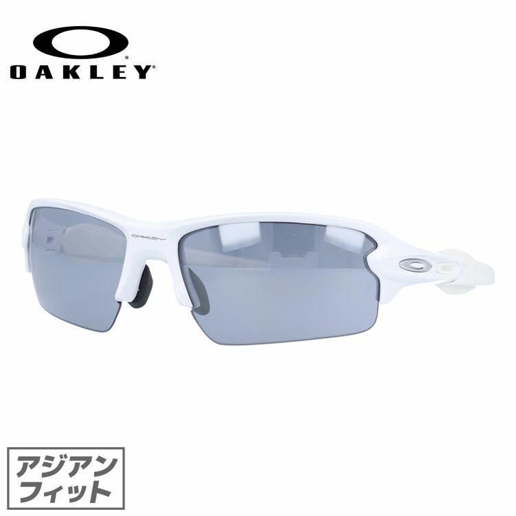 オークリー OAKLEY サングラス フラック2.0 OO9271-1661 61 ポリッシュドホワイト アジアンフィット FLAK2.0 ミラーレンズ メンズ レディース スポーツ アイウェア