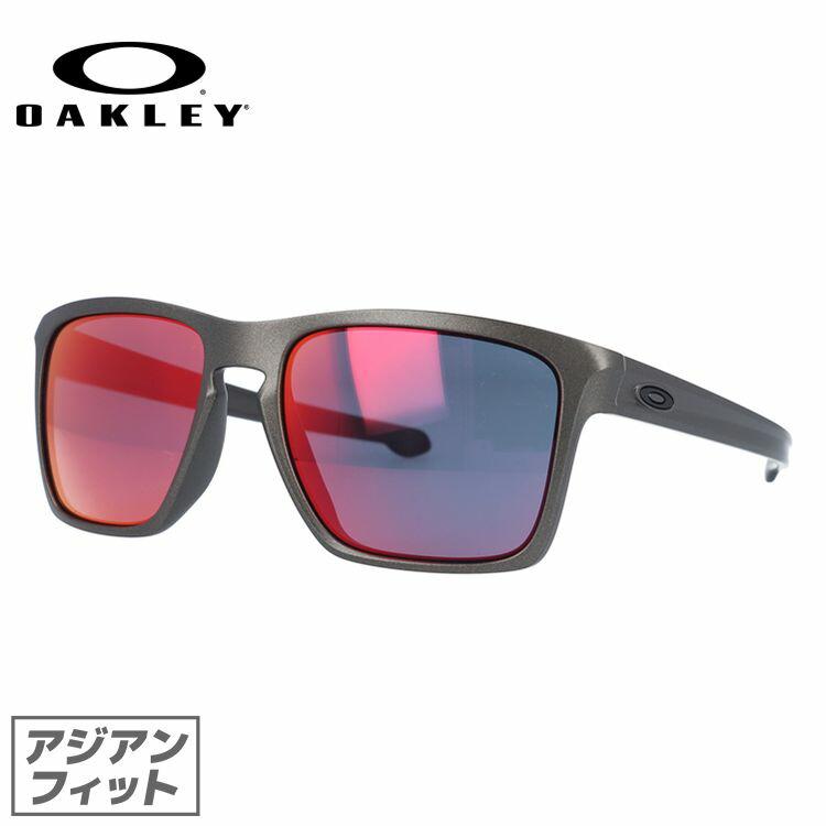 オークリー OAKLEY サングラス スリバーXL OO9346-07 57 マットグレー アジアンフィット SLIVER XL ミラーレンズ METAL COLLECTION メンズ レディース スポーツ アイウェア