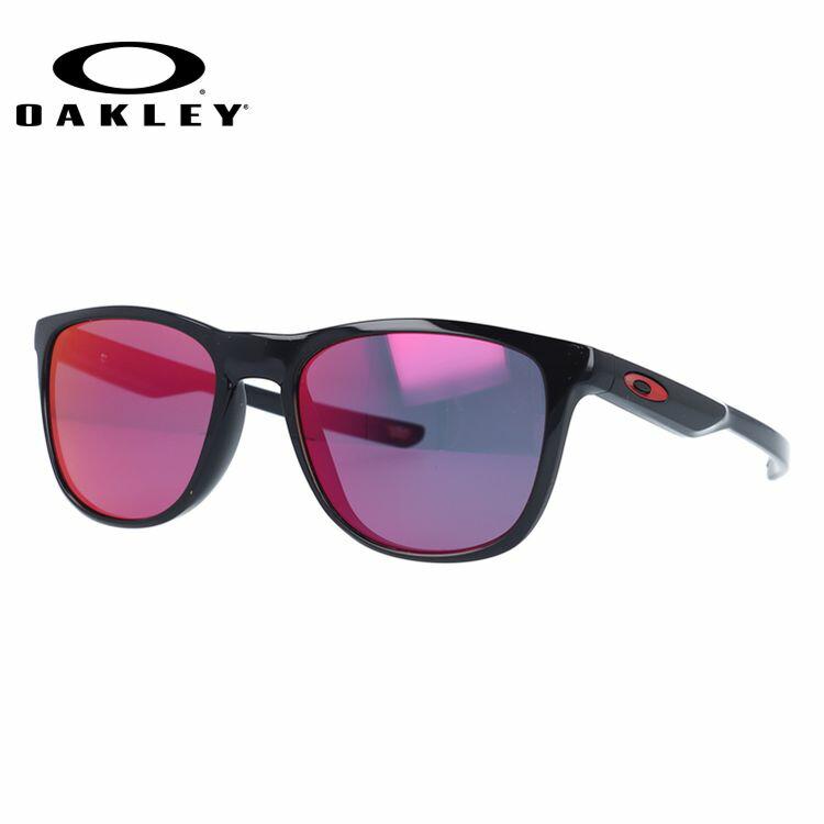 オークリー OAKLEY サングラス トリルビーX OO9340-02 52 ポリッシュドブラック レギュラーフィット TRILLBE X ミラーレンズ メンズ レディース スポーツ アイウェア