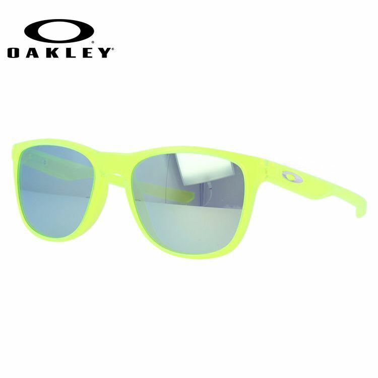 オークリー OAKLEY サングラス トリルビーX OO9340-07 52 マットウラニウム(クリアライム) レギュラーフィット TRILLBE X ミラーレンズ メンズ レディース スポーツ アイウェア
