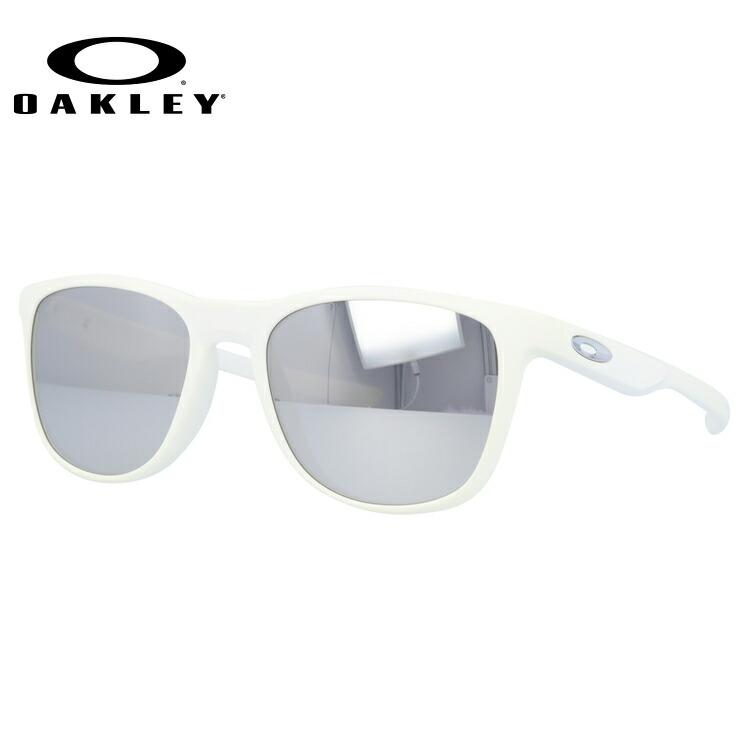 オークリー OAKLEY サングラス トリルビーX OO9340-08 52 マットホワイト レギュラーフィット TRILLBE X ミラーレンズ メンズ レディース スポーツ アイウェア