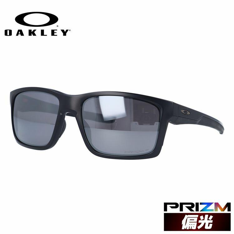 【訳あり】オークリー OAKLEY サングラス メインリンク OO9264-2757 57サイズ レギュラーフィット MAINLINK 偏光レンズ プリズムレンズ メンズ レディース スポーツ アイウェア ミラーレンズ