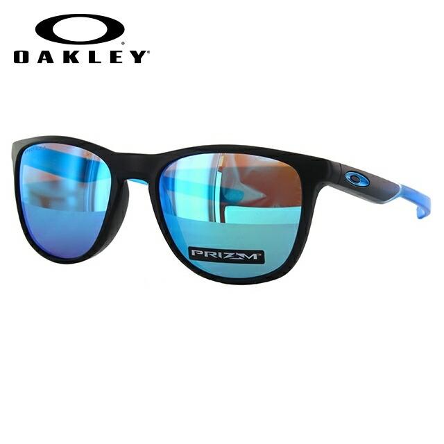 オークリー OAKLEY サングラス トリルビーX OO9340-0952 52サイズ レギュラーフィット TRILLBE X 偏光レンズ プリズムレンズ メンズ レディース スポーツ アイウェア ミラーレンズ