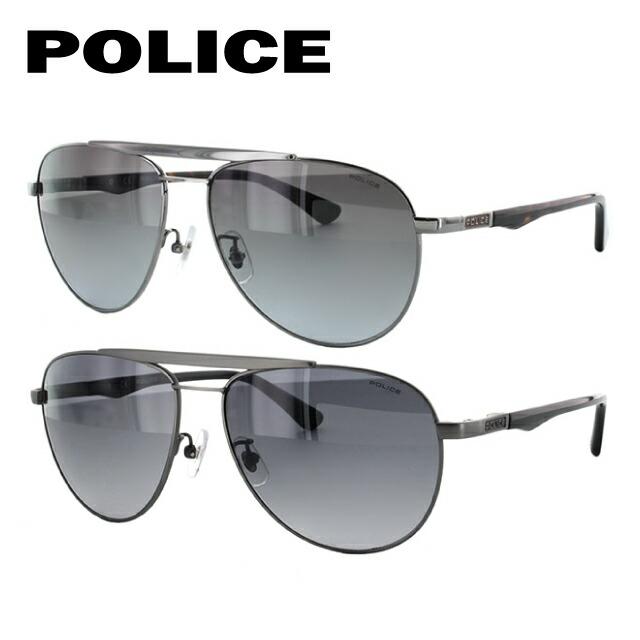 ポリス POLICE サングラス 国内正規品 2017新作 SPL364I 全2カラー 59サイズ 調整可能ノーズパッド BROOKLYN1 メンズ 新品