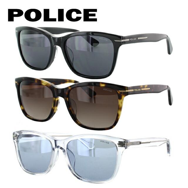 ポリス POLICE サングラス 国内正規品 2017新作 SPL521J 全3カラー 55サイズ アジアンフィット HIGHWAY4 メンズ 新品
