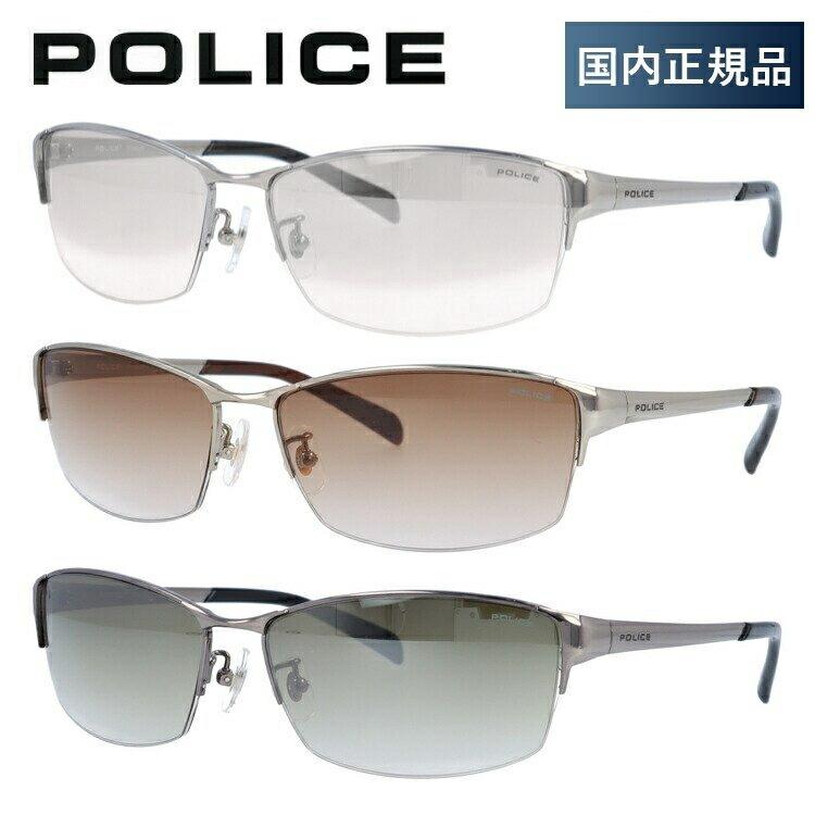 ポリス POLICE サングラス ベッカムモデル 限定復刻 国内正規品 SPL024J 全3カラー 60サイズ 調整可能ノーズパッド メンズ 新品