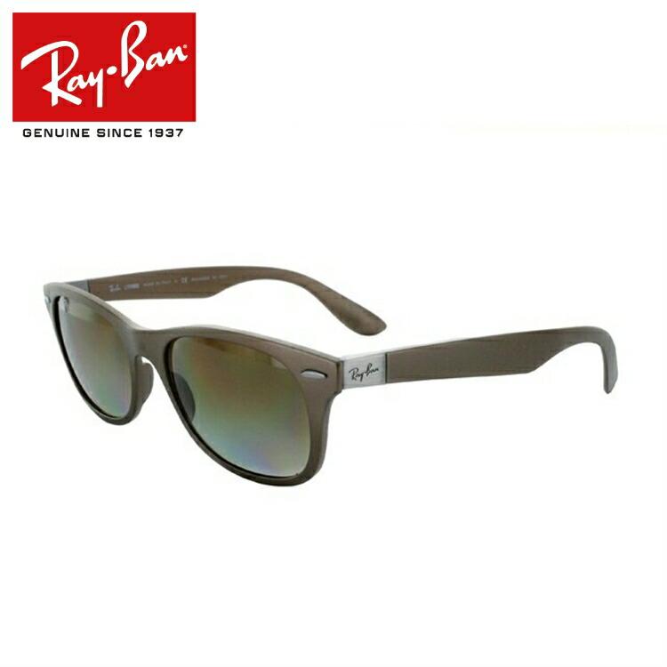 553a17042ef ... sale ray ban ray ban sunglasses tech was tech liteforce rb4203 6033t5  55 metallic brown brown