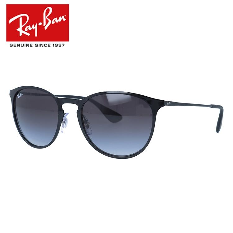 国内正規品 レイバン Ray-Ban サングラス エリカ メタル ERIKA RB3539 002/8G 54 レディース RAYBAN UVカット