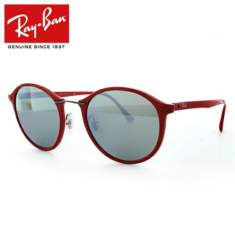 国内正規品 レイバン Ray-Ban サングラス RB4242 764/30 49 ラウンド 丸 メンズ レディース RAYBAN UVカット