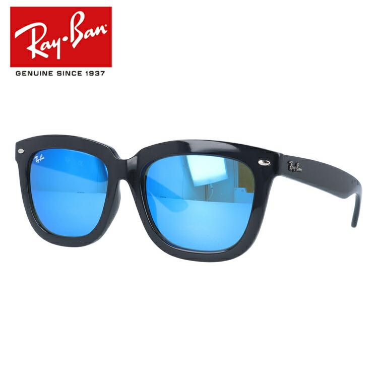 国内正規品 レイバン Ray-Ban サングラス RB4262D 601/55 57 ブラック フルフィット(アジアンフィット) ミラーレンズ メンズ レディース UVカット RayBan