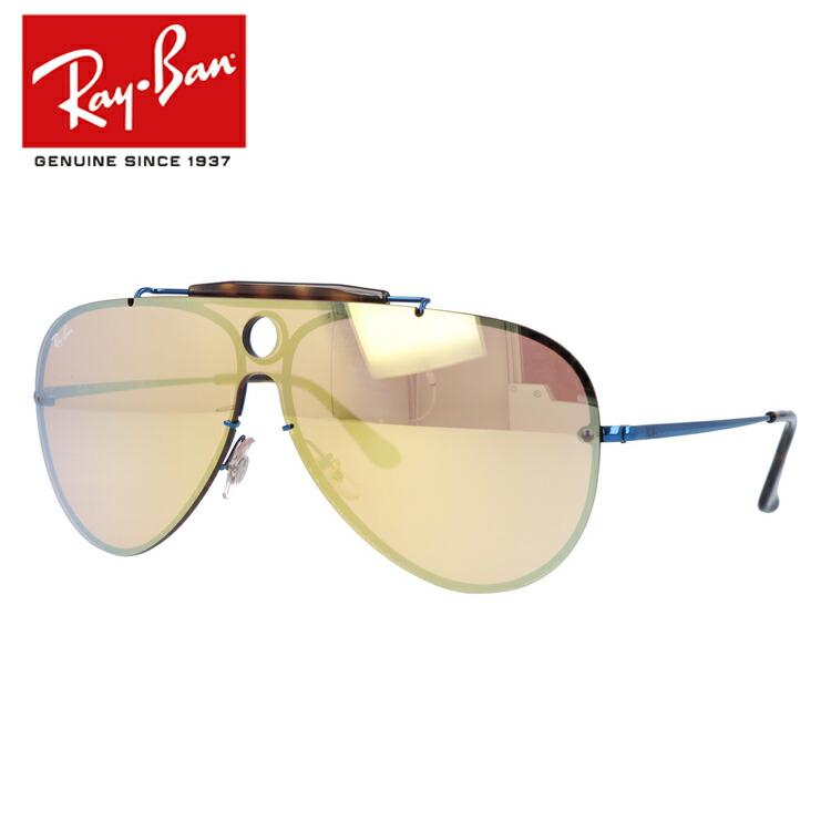 国内正規品 レイバン Ray-Ban サングラス ブレイズ シューター ミラーレンズ シールドレンズ(一枚レンズ) BLAZE SHOOTER RB3581N 90387J 132サイズ ティアドロップ ユニセックス メンズ レディース