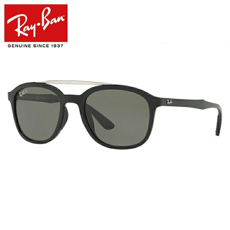 国内正規品 レイバン サングラス 偏光サングラス アジアンフィット Ray-Ban RB4290F 601/9A 53サイズ ウェリントン ユニセックス メンズ レディース