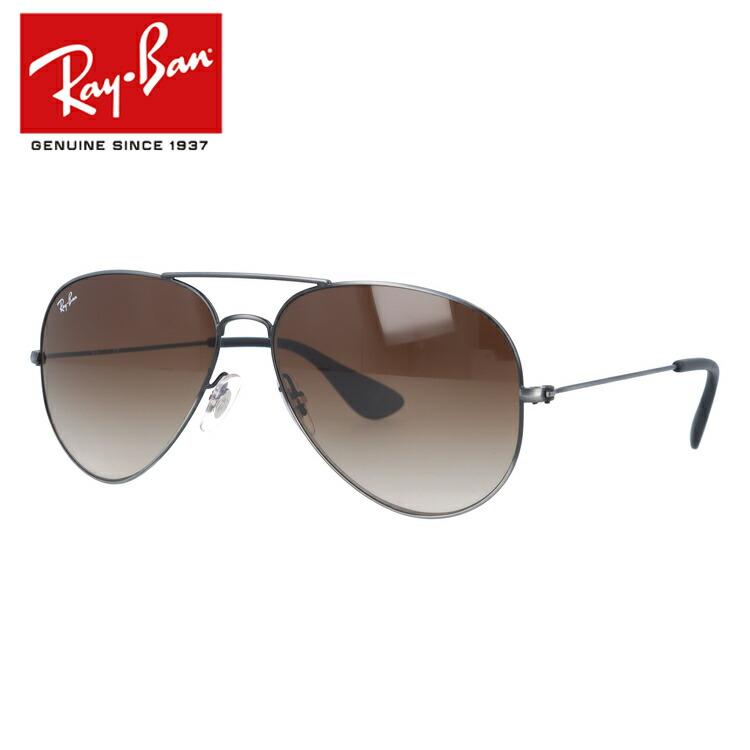 レイバン サングラス 2018年新作 Ray-Ban RB3558 913913 58サイズ 国内正規品 ティアドロップ(ダブルブリッジ) ユニセックス メンズ レディース