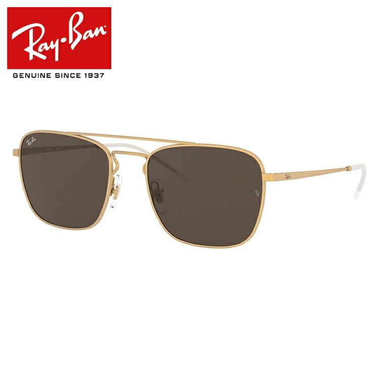 レイバン サングラス 2019新作 Ray-Ban RB3588 9013/73 55サイズ 国内正規品 スクエア(ダブルブリッジ) メンズ レディース