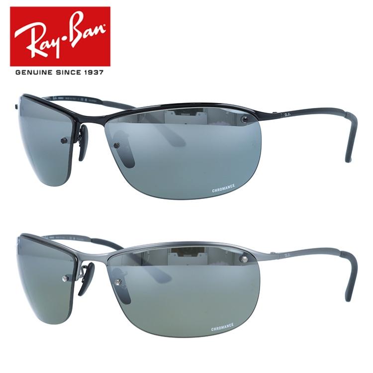 国内正規品 レイバン Ray-Ban サングラス CHROMANCE クロマンス RB3542 002/5L 029/5J 63 調整可能ノーズパッド 偏光レンズ ミラーレンズ メンズ レディース アイウェア