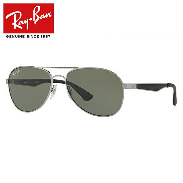 国内正規品 2018新作 レイバン サングラス 偏光サングラス Ray-Ban RB3549 004/9A 58サイズ・61サイズ ティアドロップ ユニセックス メンズ レディース