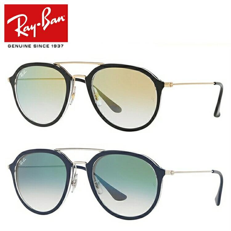 国内正規品 レイバン サングラス ミラーレンズ Ray-Ban RB4253 全2カラー 53サイズ ティアドロップ ユニセックス メンズ レディース