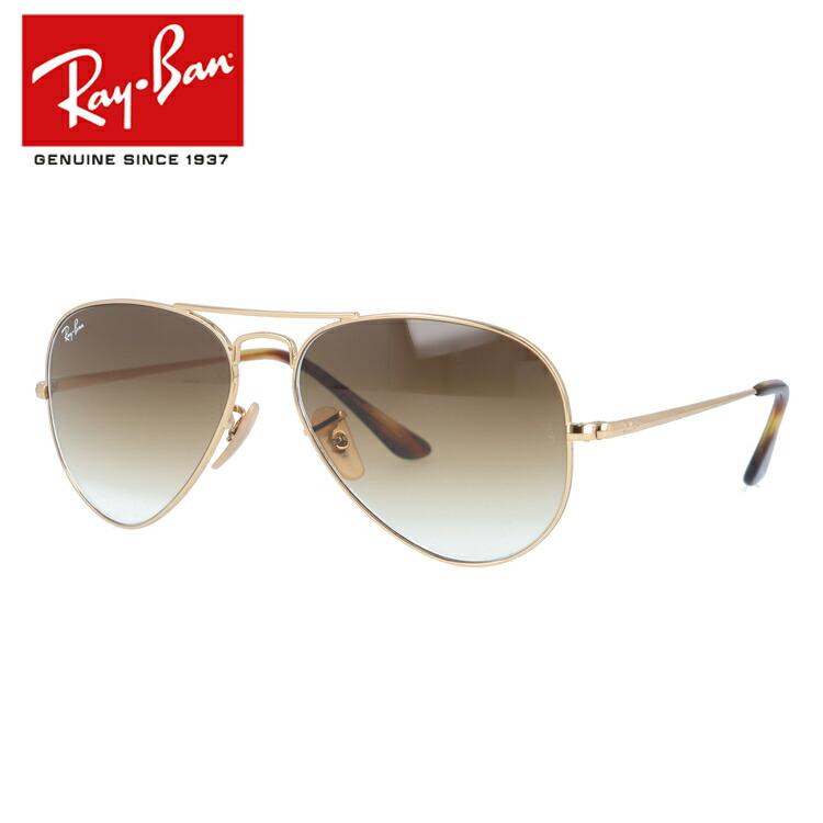 レイバン サングラス 2019新作 Ray-Ban RB3689 9147/51 55/58サイズ 国内正規品 ティアドロップ(ダブルブリッジ) メンズ レディース
