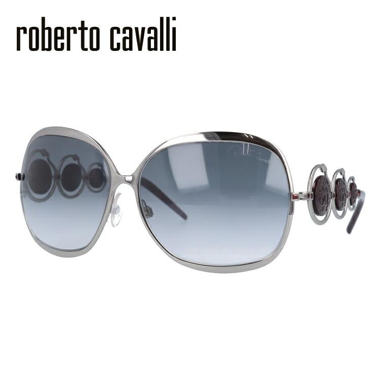 ロベルトカヴァリ サングラス Roberto Cavalli RC441S 14B レディースブランド 女性 ロベルトカバリ UVカット