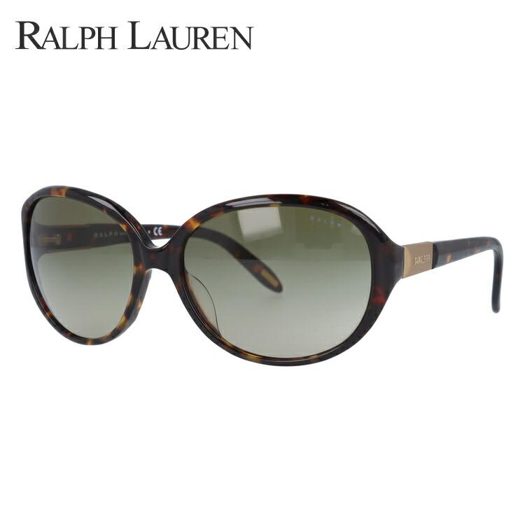 Ralph Lauren ラルフローレン サングラス RA5155 102813 60 トータス/スモークグラデーション メンズ レディース 国内正規品 UVカット