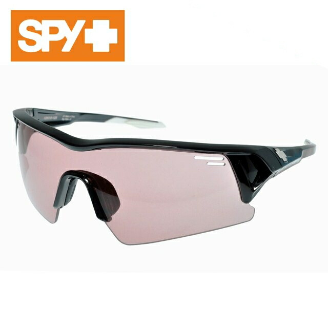 スパイ サングラス SPY SCREW OVER スクリューオーバー Shiny Black/Rose メンズ レディース 国内正規品 UVカット