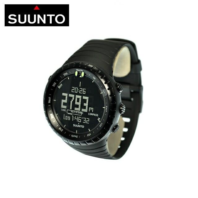 スント SUUNTO 腕時計 CORE ALL BLACK SS014279010 ウォッチ メンズ レディース 国内正規品