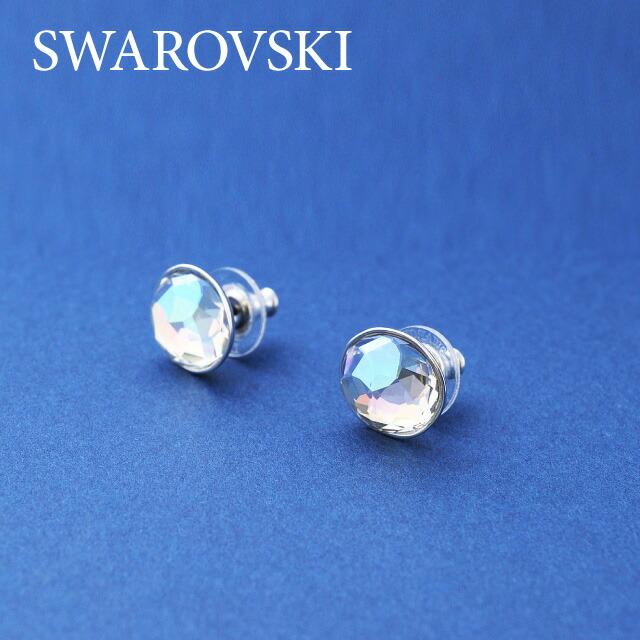 1054623 SWAROVSKI Swarovski company Lady's jewelry accessories pierced earrings PE MARIE Swarovski crystal glass