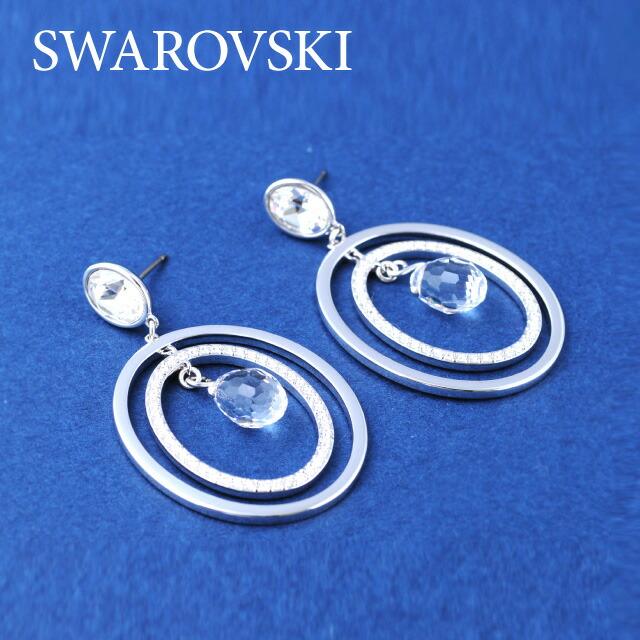 SWAROVSKI スワロフスキー社 レディースジュエリー・アクセサリー ピアス1070045PE MASCARA スワロフスキ クリスタル ガラス