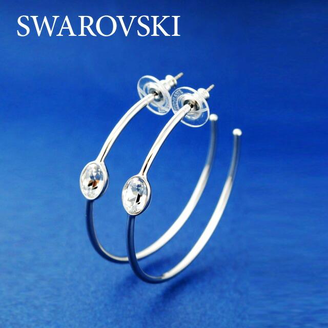 SWAROVSKI 1070074スワロフスキー社 レディースジュエリー・アクセサリー Melrose ピアス 1070074 スワロフスキ クリスタル ガラス