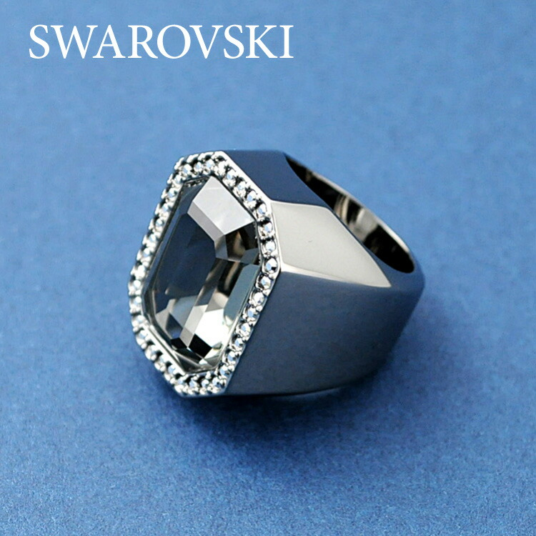 SWAROVSKI 1065792スワロフスキー社 レディースジュエリー・アクセサリー Meteor リング 1065792 スワロフスキ クリスタル ガラス