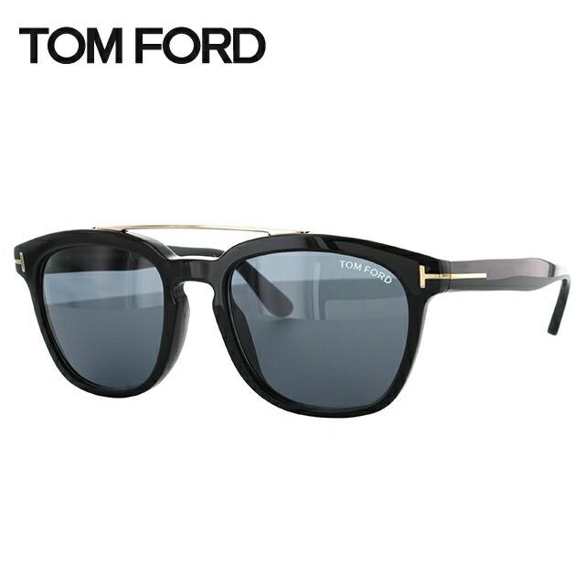 トムフォード サングラス ホルト レギュラーフィット TOM FORD Holt TF0516 01A 54サイズ(FT0516) ウェリントン ユニセックス メンズ レディース ブランドメガネ 紫外線対策 新品