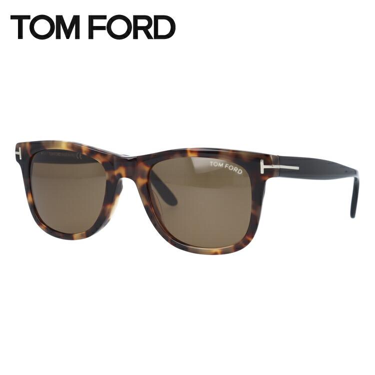 トムフォード サングラス レオ レギュラーフィット TOM FORD Leo TF9336 55J 52サイズ(FT9336) ウェリントン ユニセックス メンズ レディース ブランドメガネ 紫外線対策 新品