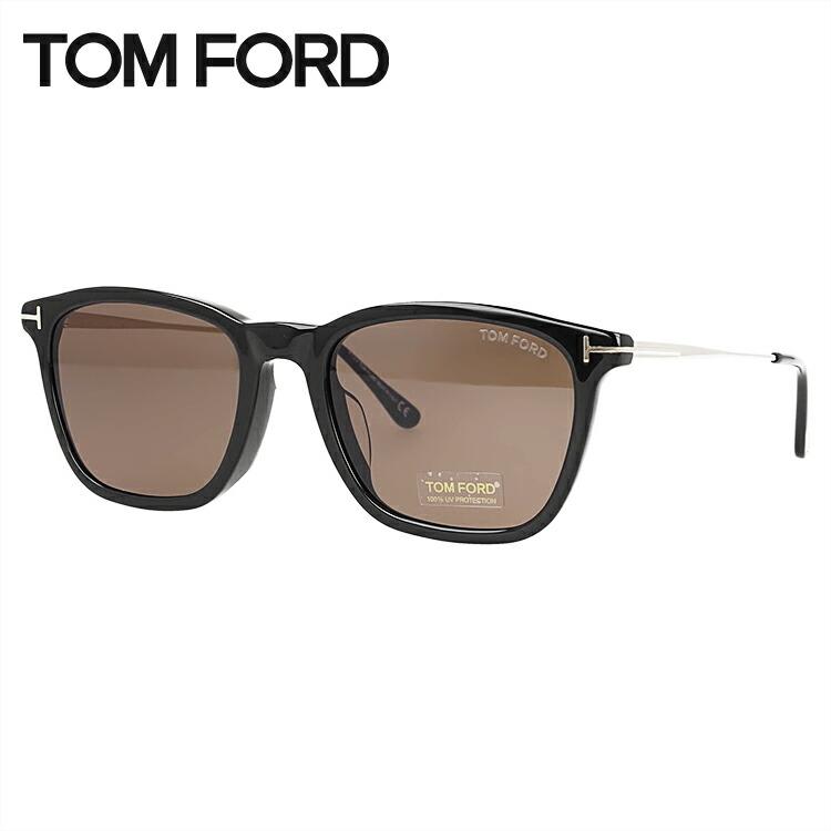 トムフォード サングラス アジアンフィット TOM FORD TF0625F(FT0625F) 01E 56サイズ ウェリントン ユニセックス メンズ レディース