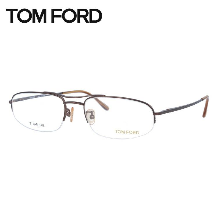 【選べる無料レンズ → PCレンズ・伊達レンズ・老眼鏡レンズ】 トムフォード メガネフレーム トム・フォード TOMFORD TF5064 491 55サイズ メンズ レディース UVカット