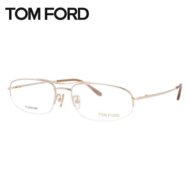 【選べる無料レンズ → PCレンズ・伊達レンズ・老眼鏡レンズ】 トムフォード メガネフレーム トム・フォード TOMFORD TF5064 772 55サイズ メンズ レディース UVカット