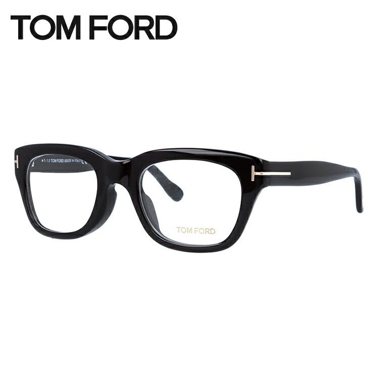 【選べる無料レンズ → PCレンズ・伊達レンズ・老眼鏡レンズ・カラーレンズ】 トムフォード メガネフレーム トム・フォード アジアンフィット TOM FORD TF5178F 001 51サイズ(FT5178F) ウェリントン ユニセックス メンズ レディース ダテメガネ ブランドメガネ 紫外線対策